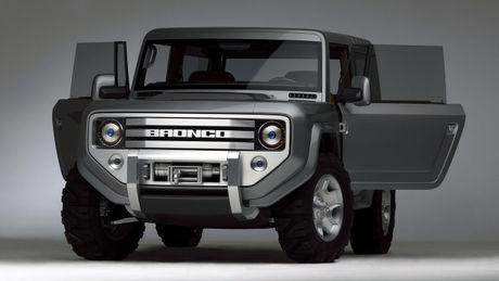 Huyen thoai Ford Bronco sap 'tai xuat' - Anh 1