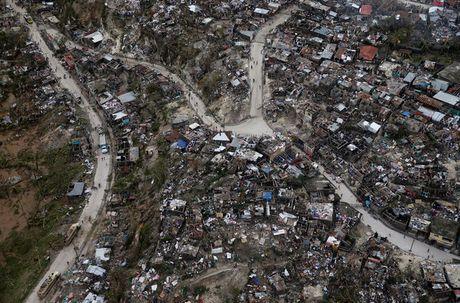 Sieu bao 'Quai vat' khien 870 nguoi chet o Haiti - Anh 2