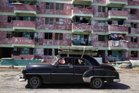 Toan canh sieu bao Matthew tan pha Cuba va My - Anh 4