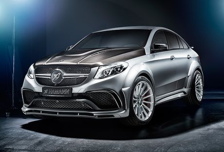 Mercedes-AMG GLE 63 Coupe 'sieu du' voi goi do Hamann - Anh 5