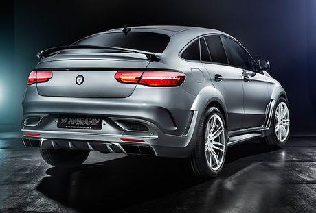 Mercedes-AMG GLE 63 Coupe 'sieu du' voi goi do Hamann - Anh 7