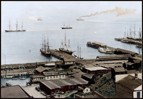 Anh hiem thanh pho suong mu San Francisco nua cuoi nhung nam 1800 - Anh 12