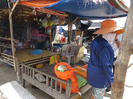 Lang nguoi Viet hoi huong ven ho Dau Tieng - Anh 2