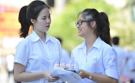 Phuong an thi THPT quoc gia 2017: De cao tinh than trach nhiem voi cong dong - Anh 1