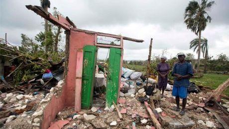 Hoi Chu thap do keu goi cuu tro khan cap cho Haiti - Anh 1