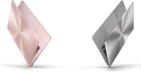 Asus ZenBook UX410: laptop mong 18,95mm, vien mong, 14' Full-HD, co GPU roi - Anh 3