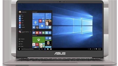 Asus ZenBook UX410: laptop mong 18,95mm, vien mong, 14' Full-HD, co GPU roi - Anh 5