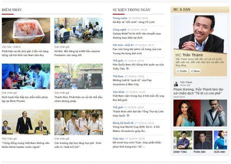 VTV News thu nghiem phien ban moi tu 10/10 - Anh 1