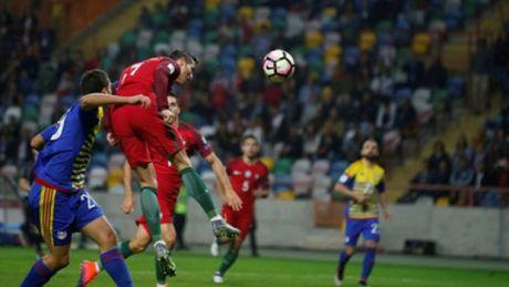 Ronaldo toa sang, Bo Dao Nha huy diet Andorra - Anh 2