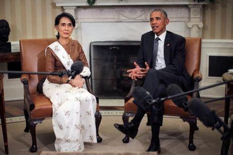 Tong thong Obama huy lenh khan cap voi Myanmar - Anh 1