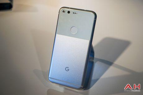 Su chenh lech dang cap giua Google Pixel va Pixel XL - Anh 1