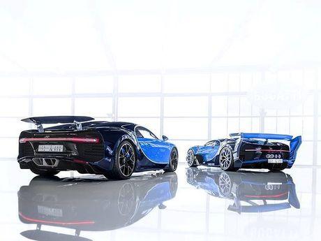 Bugatti Chiron–'Ong hoang toc do' xuat xuong gia 2,6 trieu USD - Anh 2