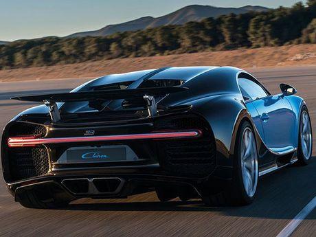 Bugatti Chiron–'Ong hoang toc do' xuat xuong gia 2,6 trieu USD - Anh 3