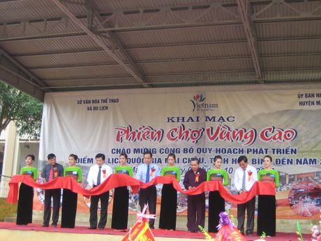 Cong bo Quy hoach diem du lich quoc gia Mai Chau - Hoa Binh - Anh 1