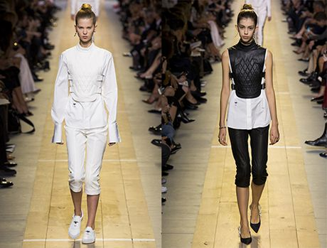 Stylist Viet hiem hoi duoc du show cua Christian Dior - Anh 11