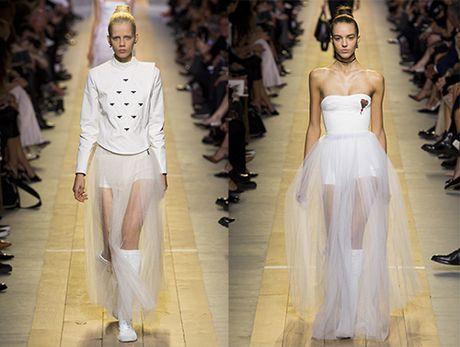 Stylist Viet hiem hoi duoc du show cua Christian Dior - Anh 13