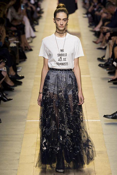 Stylist Viet hiem hoi duoc du show cua Christian Dior - Anh 14