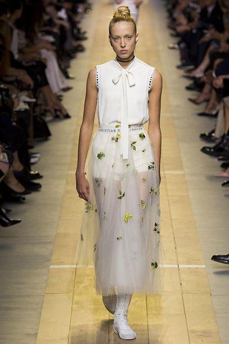 Stylist Viet hiem hoi duoc du show cua Christian Dior - Anh 15