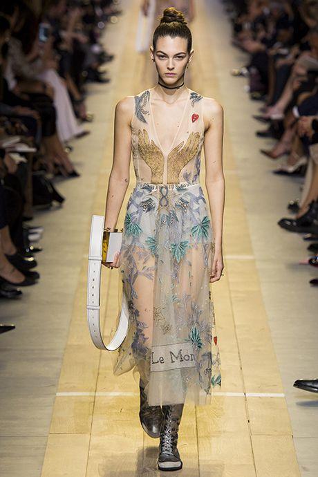 Stylist Viet hiem hoi duoc du show cua Christian Dior - Anh 18