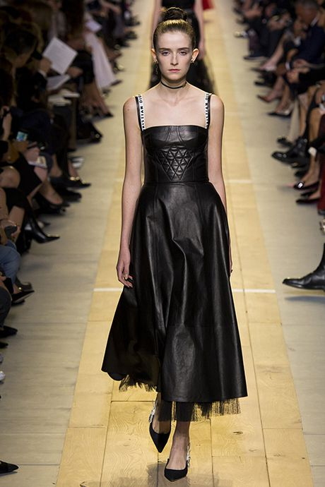 Stylist Viet hiem hoi duoc du show cua Christian Dior - Anh 23