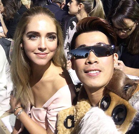 Stylist Viet hiem hoi duoc du show cua Christian Dior - Anh 8