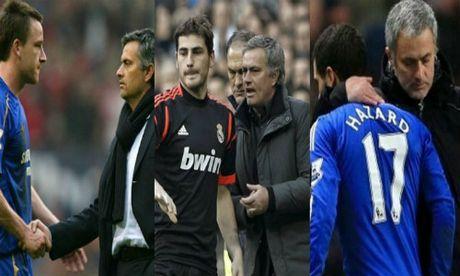 "Scandal thay-tro rung dong: Mourinho, vet nho vi ""quyen luc den"" (P2) - Anh 1"