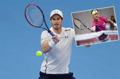 Murray - Ferrer: Them mot lan dau (Ban ket China Open) - Anh 1
