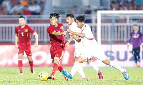 DT Viet Nam do suc voi 'Messi Indonesia' - Anh 1