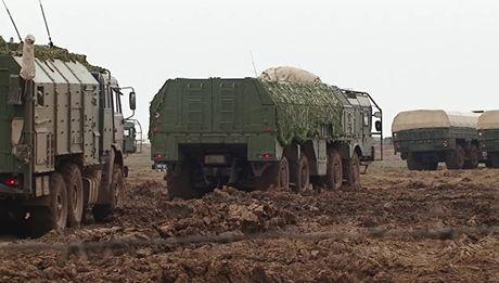 My tin Nga bo tri 'ke huy diet' Iskander-M o Kaliningrad - Anh 1