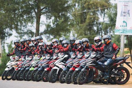 Hanh trinh Honda Winner 150 : 4 dinh cuc - Van chan troi - Anh 5