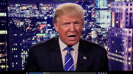 Donald Trump hung chi trich vi tho tuc noi ve phu nu co chong - Anh 1
