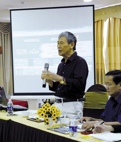 Cu dan Nam Sai Gon mong muon xu ly dut diem mui hoi tu bai rac Da Phuoc - Anh 8