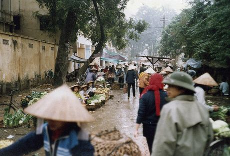 Chum anh hiem: Ha Noi ngheo kho nhung than thuong nhung nam 1990 - Anh 21