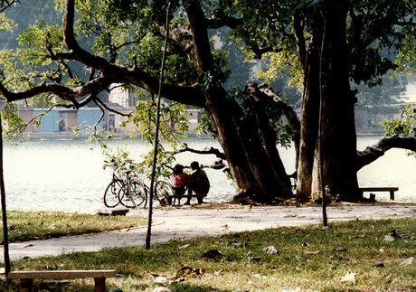 Chum anh hiem: Ha Noi ngheo kho nhung than thuong nhung nam 1990 - Anh 4