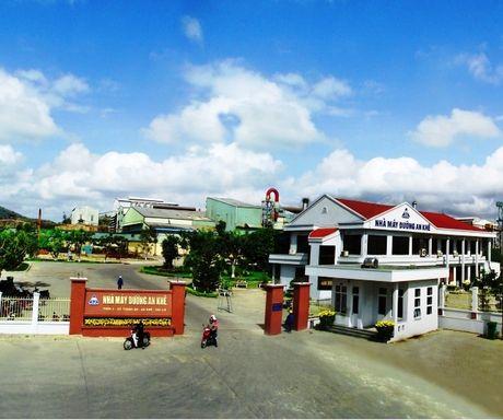 Nha may duong An Khe nang cong suat len 18.000 tan mia/ngay - Anh 1