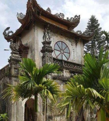 Hung Yen: Tim thay tuong Phat nghin mat nghin tay khong con nguyen ven - Anh 2