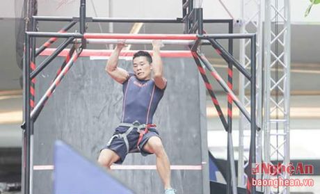 Chang trai xu Nghe gianh Huy chuong Bac Sasuke Viet Nam - Anh 3