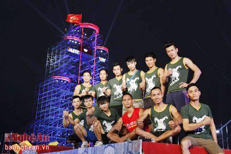 Chang trai xu Nghe gianh Huy chuong Bac Sasuke Viet Nam - Anh 5