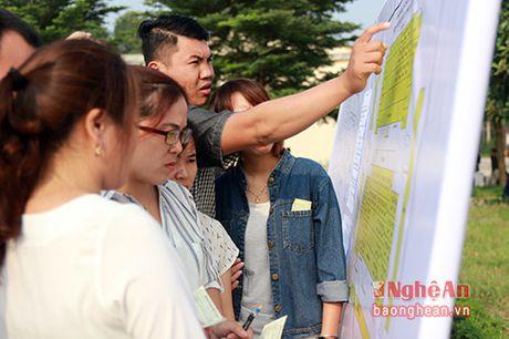 Gan 7500 lao dong do ve Vinh du thi tieng Han - Anh 5