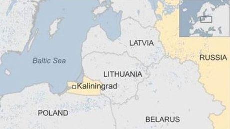Nga bi to dua ten lua co the mang dau dan hat nhan den Kaliningrad - Anh 2
