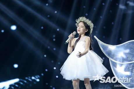 Liveshow 4: Chia tay 3 giong ca tiem nang, Top 6 The Voice Kids lo dien - Anh 12