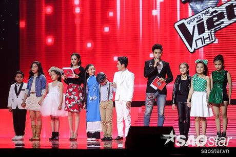 Liveshow 4: Chia tay 3 giong ca tiem nang, Top 6 The Voice Kids lo dien - Anh 21