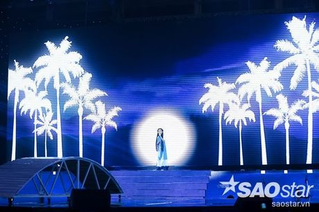 Liveshow 4: Chia tay 3 giong ca tiem nang, Top 6 The Voice Kids lo dien - Anh 5