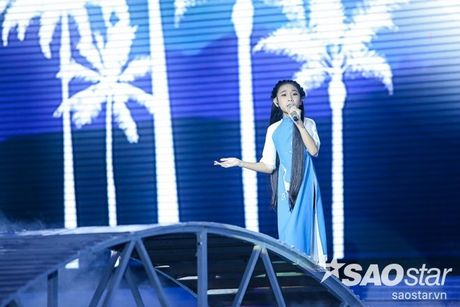 Liveshow 4: Chia tay 3 giong ca tiem nang, Top 6 The Voice Kids lo dien - Anh 6