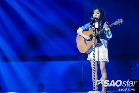 Liveshow 4: Chia tay 3 giong ca tiem nang, Top 6 The Voice Kids lo dien - Anh 7