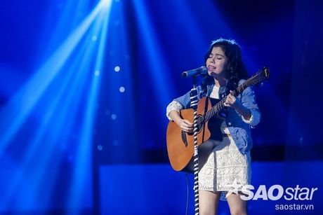 Liveshow 4: Chia tay 3 giong ca tiem nang, Top 6 The Voice Kids lo dien - Anh 8