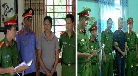 Tiep tuc bat giu cac doi tuong com can trong duong day ca do bong da 200 ti dong - Anh 1