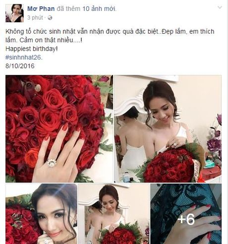 Phan Thi Mo duoc ban trai tang nhan tien ti nhan dip sinh nhat - Anh 2