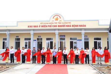 Khanh thanh 'mai nha tu tam' cua Hoi Doanh nhan tre Quang Tri - Anh 2