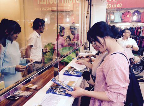 Ha Noi tang cuong them co so ho tro du khach - Anh 1